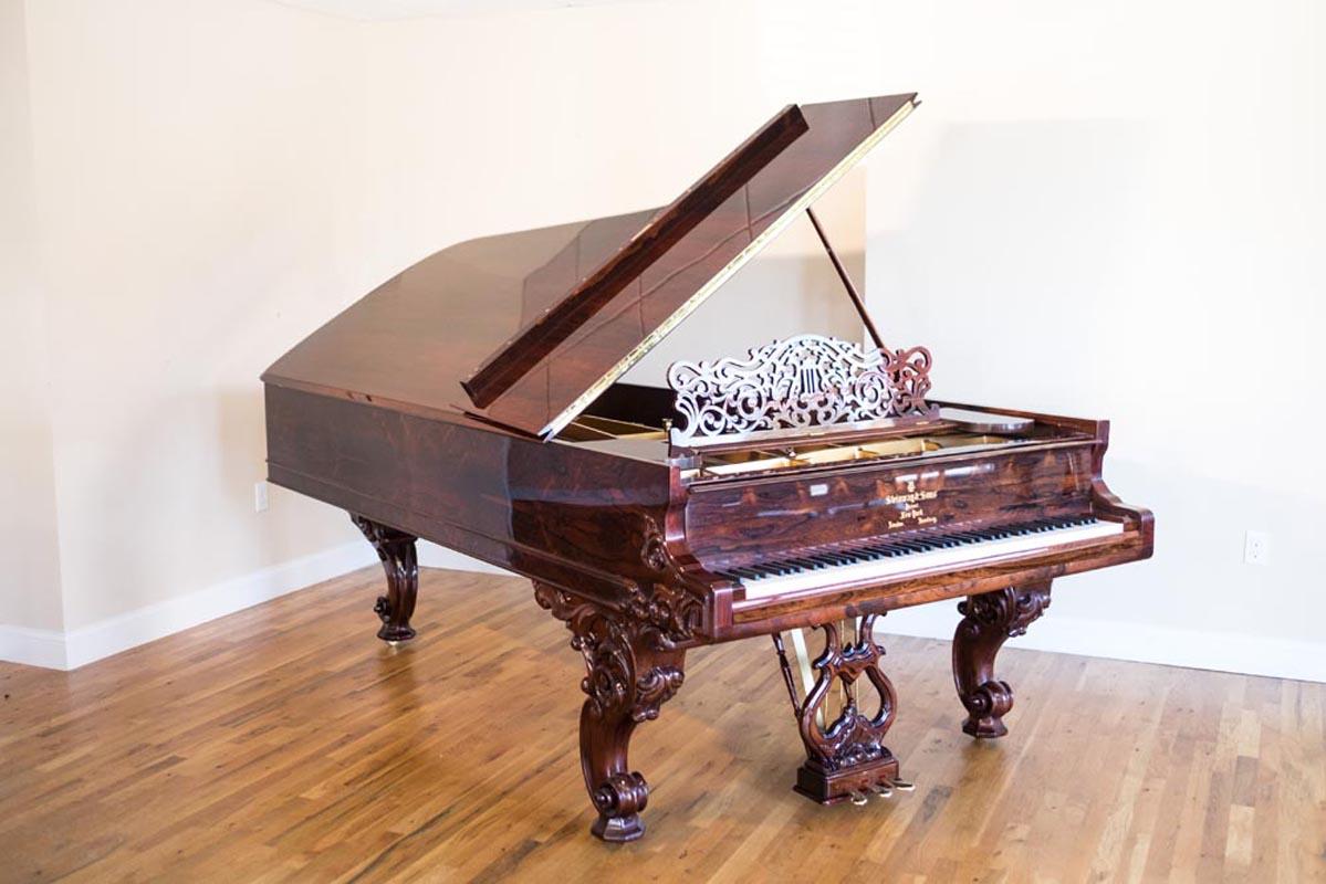 The Value of Refurbishing A Grand Piano - Craftsman Piano
